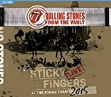 The Rolling Stones - From the Vault: Sticky Fingers Live at the Fonda Theater 2015 (CD/CD & DVD)