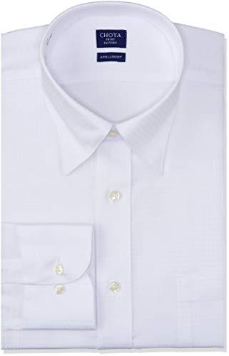 [チョーヤ] CHOYA SHIRT FACTORY 長袖メンズワイシャツ アポロコット CFD822 200-スナップダウン 日本 3778 (日本サイズS相当)