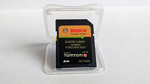 SD-Karte Europa + Türkei Ford MFD 2018 - TomTom - i1031116