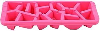 Prince Plastics Ice Tray 2 Piece, 5002X2- Asoosrted