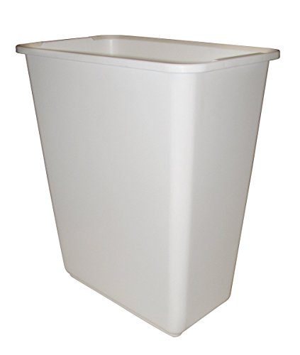 Rev-A-Shelf Replacement Waste Bin White-30 Quart
