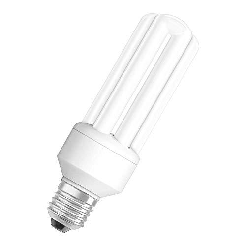 Osram DULUX lampada fluorescente 20 W E27 Bianco caldo A