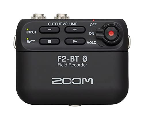 Zoom - F2-BT - field recorder Bluetooth + Microfono lavalier