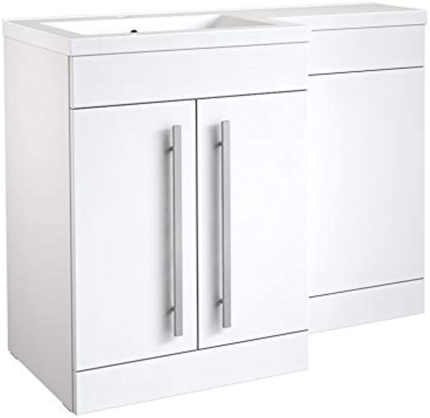 Matrix WC Unit Gloss White