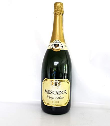 Muscador Blanc Sekt aus Frankreich 1,5 Liter Magnuflasche 11,5% vol.