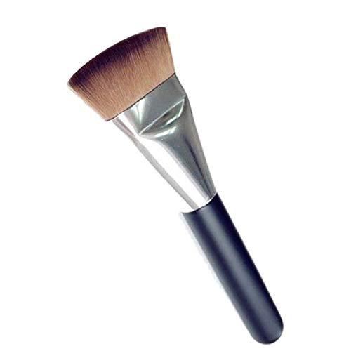 Walaka Pinceaux Maquillages Professionnel Brosse De Brosse De Fond De Contour Plat