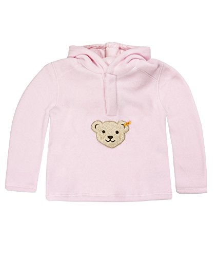 Steiff Collection Steiff Unisex - Baby Sweatshirt 0006863, Gr. 92, Rosa (barely pink 2560)