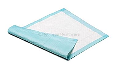 Readi Disposable Incontinence Bed Pads 60 x 90cm 1700ml Absorbency - Pack of 100