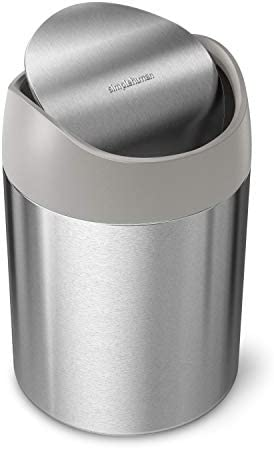 Best Gallon Countertop stainless steel trash can for bathroom