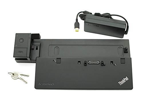 Lenovo Docking Station inkl. Netzteil (90W) Ultra Dock Original ThinkPad T450s Serie (Generalüberholt)