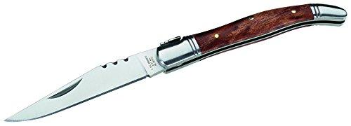 Herbertz Messer Taschenmesser Quittenholz Länge geöffnet: 19.1cm, grau, M