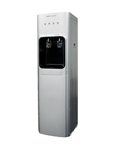 Dispensador de agua de garrafón oculto Mirage Disx30, plata