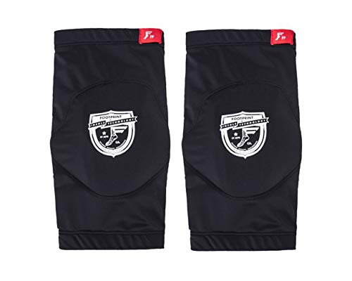 Footprint Knieschoner Shield Knee Sleeves Lo Pro (Black)