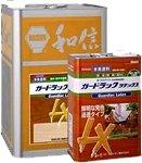 水系木材保護着色剤 防虫・防腐・防カビ ガードラックラテックス グレー 14kg