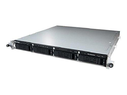 BUFFALO TeraStation 3400r - NAS-Server - 12 TB - Rack - einbaufähig - SATA 3Gb/s BUFFALO TeraStation 3400r - NAS-Server - 12 TB - Rack - einbaufähig - SATA 3Gb/s - HDD 3 TB x 4 - RAID 0, 1, 5, 6, 10, JBOD - Gigabit Ethernet - iSCSI
