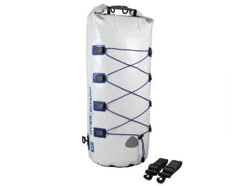 Overboard Boatmaster OB1017WHT Waterproof Pack White 40 L by Overboard