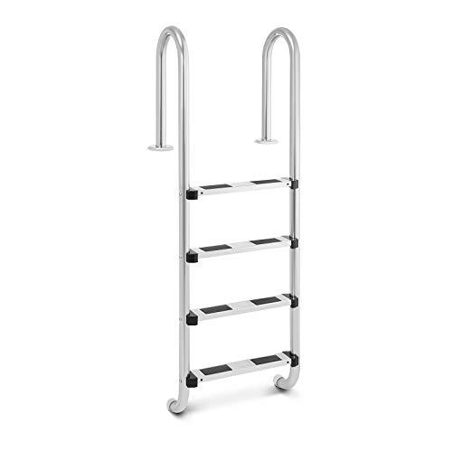 Uni_Pool_Ladder_1570 Poolleiter Edelstahl
