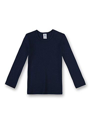 Sanetta Jungen 301500 Unterhemd, Blau (Neptun 50226), 140