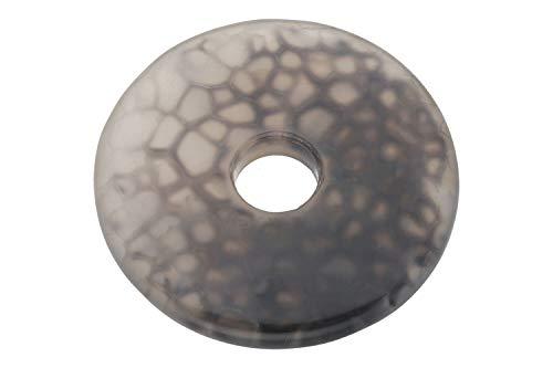 1001Kristall Donut - Adorno para Tejas (35 mm)