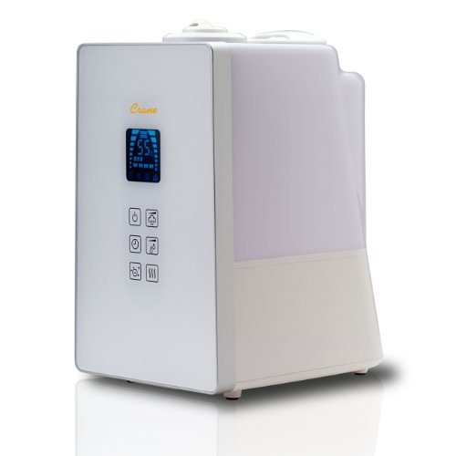 Crane Digital Clean Control Warm & Cool Mist Humidifiers