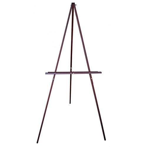Cornici Paglia Cavalletto per Esposizione MyArte, in Noce - Esposizione, Noce, 153x80 cm - Tela 70 cm
