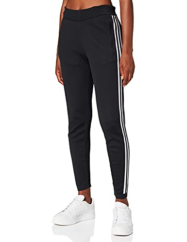adidas Damen Hose ID Knit STK, Black, XS, CF0333