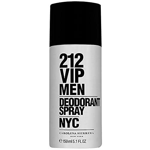 Carolina Herrera 212 VIP Men Desodorante con Vaporizador - 150 ml