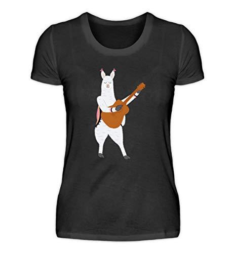 Chorchester ideaal voor gitaren en alpaca-fans - damesshirt