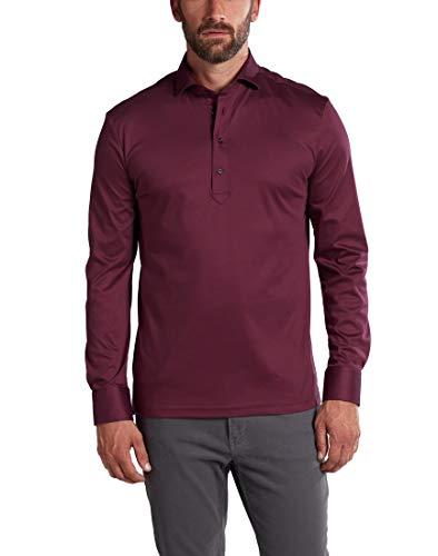 eterna Poloshirt Modern Fit Jersey unifarben