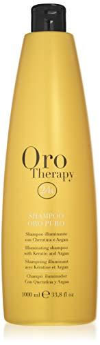 Fanola Oro Therapy - Shampoo Illuminante Oro Puro, 1000 ml