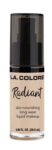 L.A. COLORS Radiant Liquid Makeup - Ivory