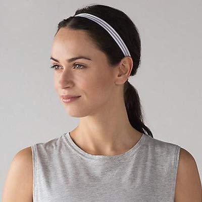 Yean Sport Elastische Hoofdbanden Dikke Antislip Hoofddoek Sweatbands Yoga Voetbal Basketbal Haarbanden voor Vrouwen en Mannen