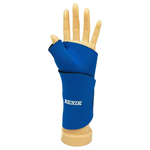Benik W-204 Wrist and Thumb Wrap, Medium