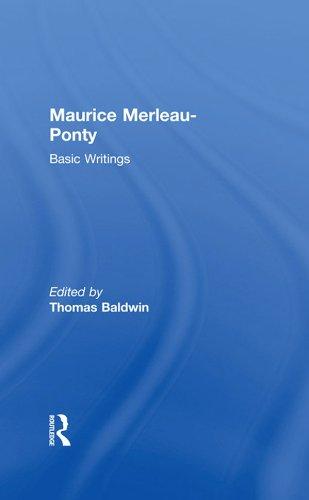 Maurice Merleau-Ponty: Basic Writings (English Edition)