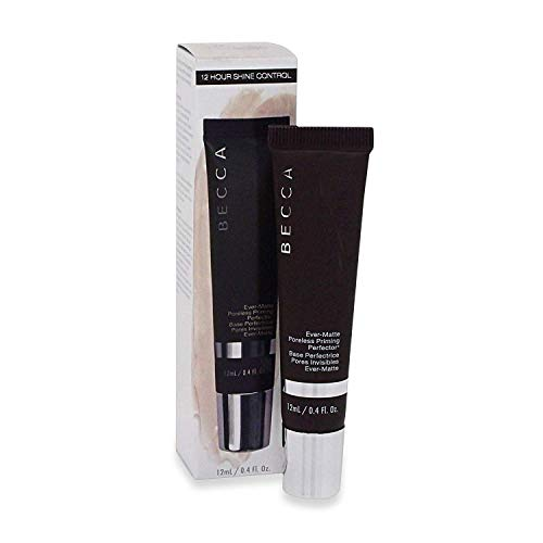 BECCA Ever Matte Poreless Priming Perfector Makeup Foundation Primer 0.4oz