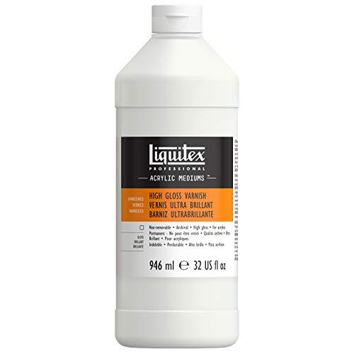 Liquitex Professional - Barniz ultrabrillante (946 ml)