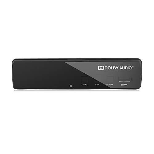 Mediasonic ATSC Digital Converter Box with Recording / Media...