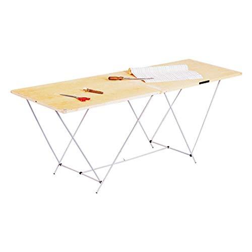 Table à tapisser pliable Ocai pieds fer 3 m x 60 cm