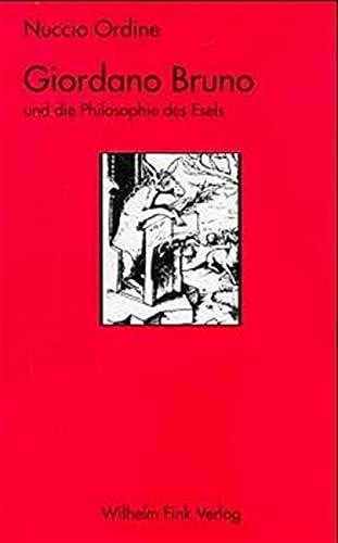 Giordano Bruno und die Philosophie des Esels