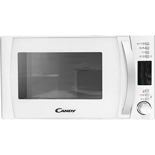 Candy CMXG22DW Comptoir Micro-onde combiné 22L 800W Blanc micro-onde - Micro-ondes (Comptoir, Micro-onde combiné, 22 L, 800 W, boutons, Rotatif, Blanc)