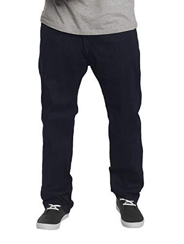 Reell Jeans Mannen Jeans/Losse Fit Jeans Drifter Blauw - 473083 W 36 l 32