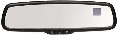 50-9010079001M Mito Auto Gentex Rearview Mirror Short Black Wire Cover