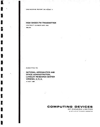 High shock FM transmitter (English Edition)
