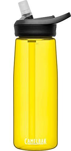 CAMELBAK Unisex Jugend Trinkflasche Eddy+, Gelb, 750 ml