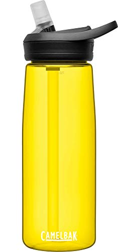 Camelbak Eddy+, unisex jeugddrinkfles, geel, 750 ml