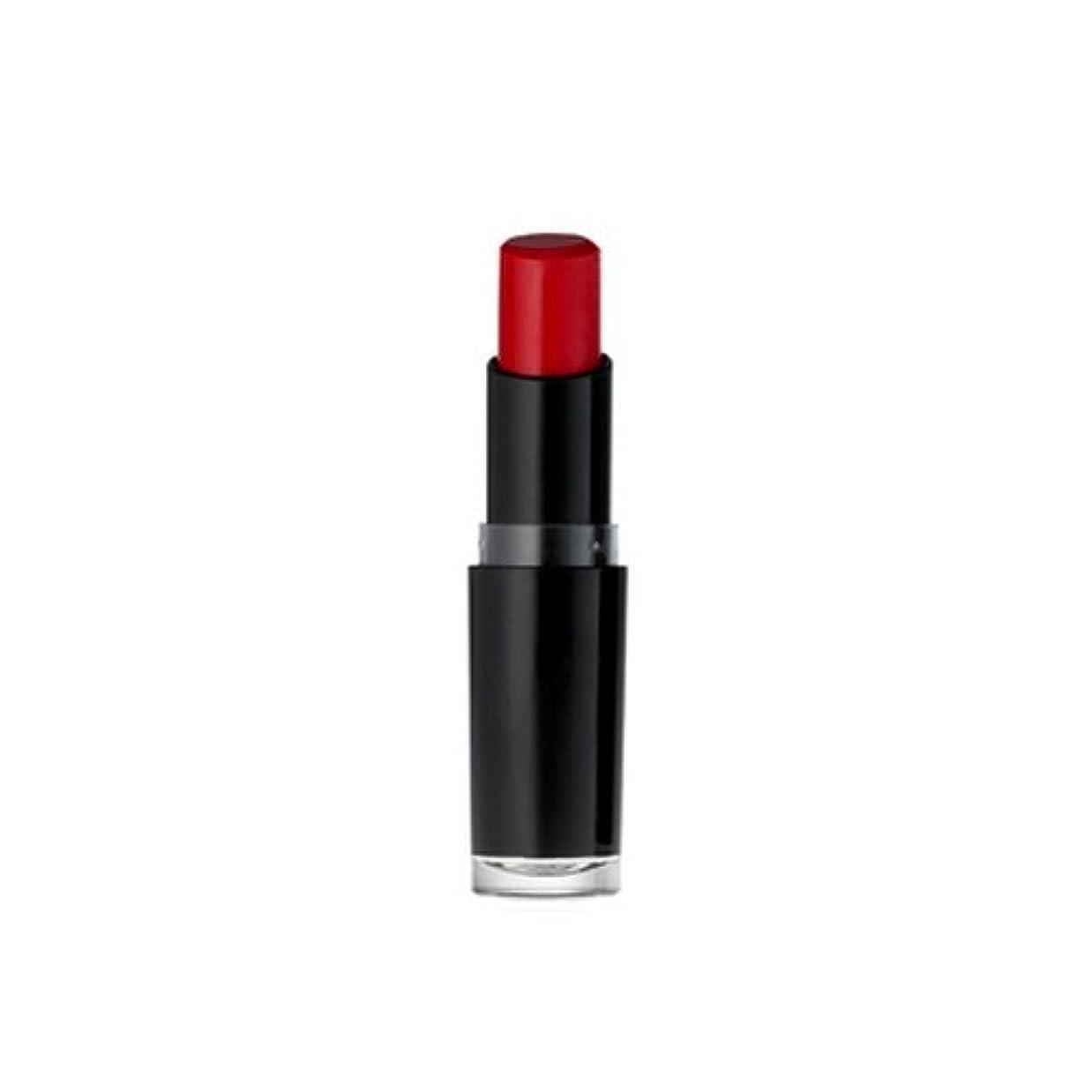 サイクロプス共感するたっぷりWET N WILD Mega Last Matte Lip Cover - Smokin' Hot Pink (並行輸入品)