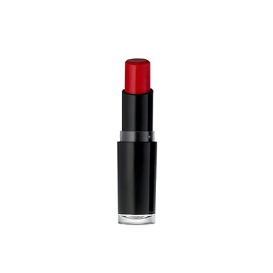 ちなみにビルマナビゲーション(6 Pack) WET N WILD Mega Last Matte Lip Cover - Smokin' Hot Pink (並行輸入品)