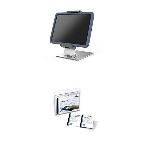 Durable 893723 Tablet Tischhalterung für Tablets mit Hülle 7-13 Zoll, 360°...