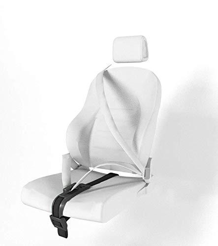 ZUWIT Cintura protettiva per gravidanza, Comfort per le mamme in gravidanza Pancia, Proteggi il nascituro, Cintura protettiva per le donne incinte (Nero)