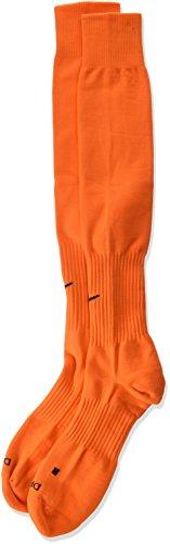 Nike U NK Classic II Cush otc-team Unisex Socken, Mehrfarbig (Safety Orange / Black), 42-46 (Herstellergröße : L)